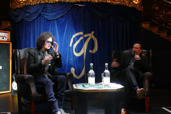 Glenn Hughes - In Conversation Event photo by Dawn Osborne 2