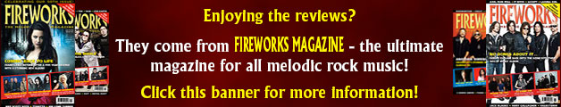 Fireworks - The Ultimate Magazine For Melodic Rock Music