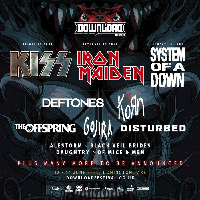Download Festival - 2020